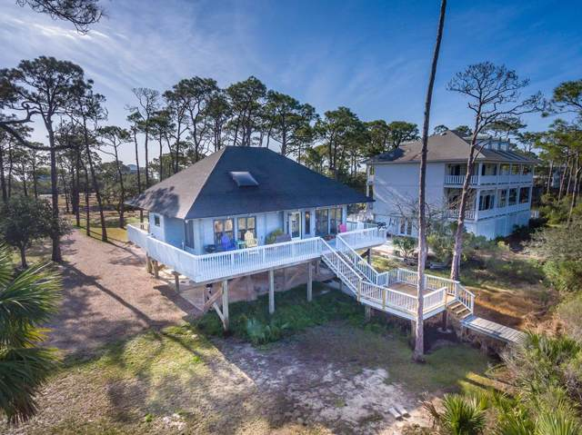 1715 E Gulf Beach Dr, ST. GEORGE ISLAND, FL 32328 (MLS #303660) :: Berkshire Hathaway HomeServices Beach Properties of Florida