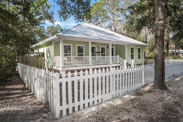 204 17TH ST, APALACHICOLA, FL 32320 (MLS #303879) :: Coastal Realty Group