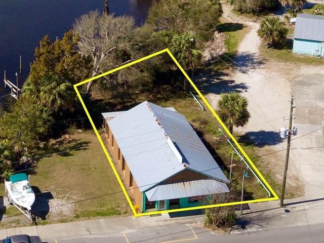 103 Marine St, CARRABELLE, FL 32322 (MLS #303919) :: Berkshire Hathaway HomeServices Beach Properties of Florida