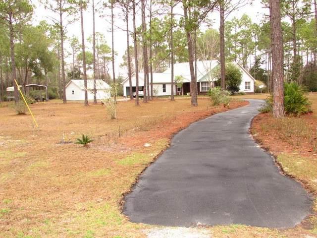 300 Baywood Dr, CARRABELLE, FL 32322 (MLS #303957) :: Coastal Realty Group