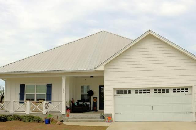 101 St Christopher St, MEXICO BEACH, FL 32456 (MLS #303966) :: Berkshire Hathaway HomeServices Beach Properties of Florida