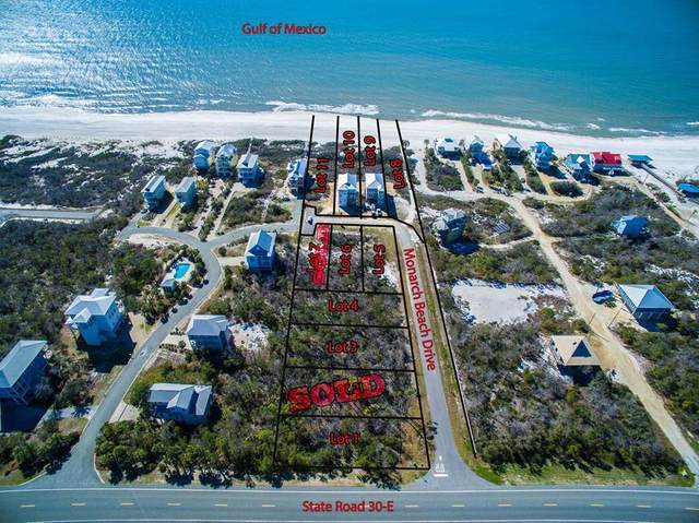 Lot 1 Monarch Beach Dr Lot 1, CAPE SAN BLAS, FL 32456 (MLS #304038) :: The Naumann Group Real Estate, Coastal Office