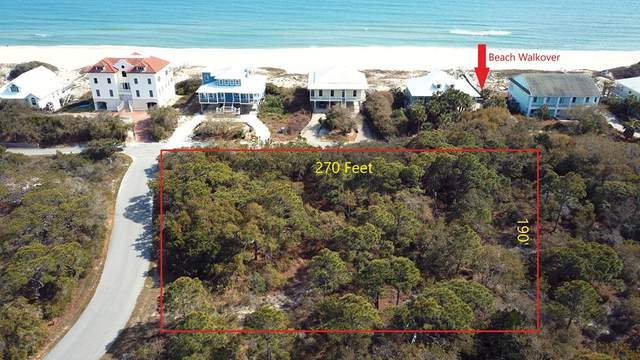 1460 Bayberry Ln, ST. GEORGE ISLAND, FL 32328 (MLS #304137) :: Anchor Realty Florida