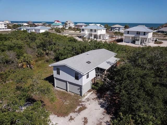 564 W Pine Ave, ST. GEORGE ISLAND, FL 32328 (MLS #304530) :: The Naumann Group Real Estate, Coastal Office