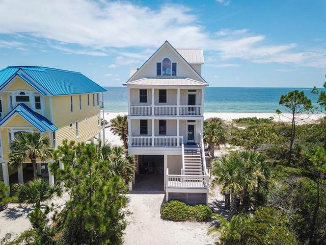 2264 Sailfish Dr, ST. GEORGE ISLAND, FL 32328 (MLS #304823) :: Berkshire Hathaway HomeServices Beach Properties of Florida