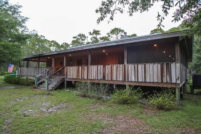 1651 Linden Rd, APALACHICOLA, FL 32320 (MLS #304831) :: Anchor Realty Florida