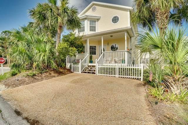 111 Parkside Cir, CAPE SAN BLAS, FL 32456 (MLS #305373) :: The Naumann Group Real Estate, Coastal Office