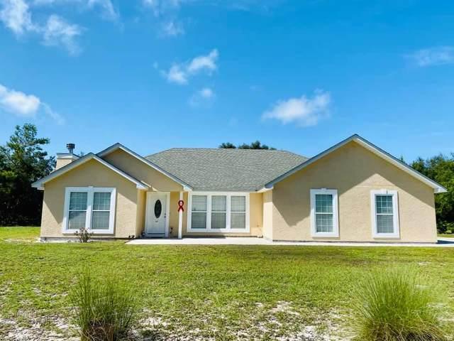 117 Whispering Pines Dr, EASTPOINT, FL 32328 (MLS #305831) :: Berkshire Hathaway HomeServices Beach Properties of Florida