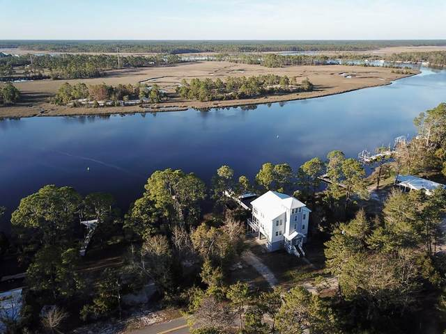 601 River View Dr, CARRABELLE, FL 32322 (MLS #305875) :: The Naumann Group Real Estate, Coastal Office