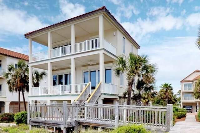 1846 Sunset Dr, ST. GEORGE ISLAND, FL 32328 (MLS #306160) :: Berkshire Hathaway HomeServices Beach Properties of Florida