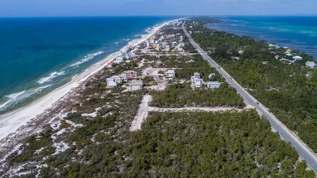 Lot 3B Gulf Front Dr, CAPE SAN BLAS, FL 32456 (MLS #306478) :: The Naumann Group Real Estate, Coastal Office