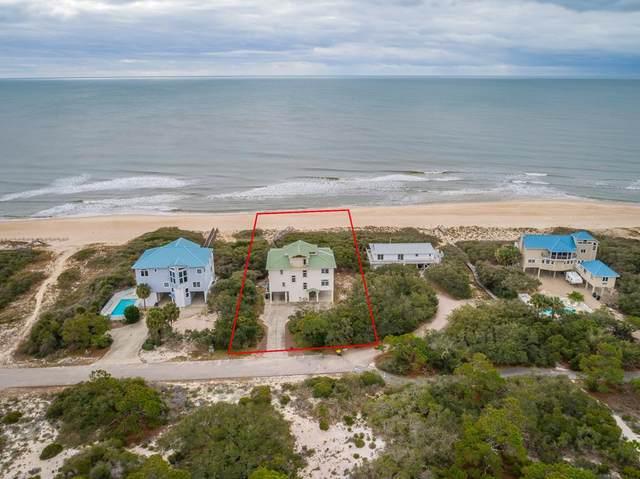 1356 Azalea Dr, ST. GEORGE ISLAND, FL 32328 (MLS #306640) :: The Naumann Group Real Estate, Coastal Office