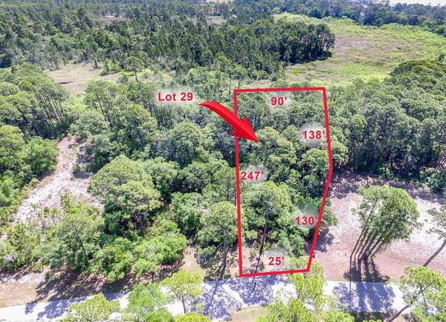 29 Waters Edge Dr Lot 29, PORT ST. JOE, FL 32456 (MLS #307022) :: The Naumann Group Real Estate, Coastal Office