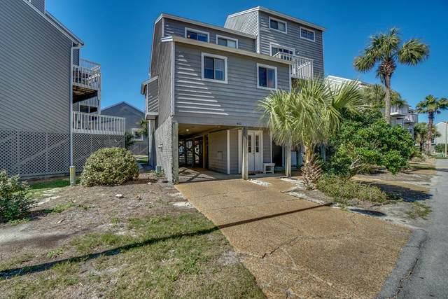 441 Barrier Dunes Dr, CAPE SAN BLAS, FL 32456 (MLS #307029) :: The Naumann Group Real Estate, Coastal Office