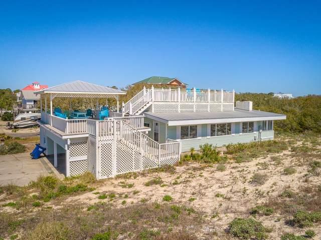 1181 W Gorrie Dr, ST. GEORGE ISLAND, FL 32328 (MLS #307114) :: Anchor Realty Florida