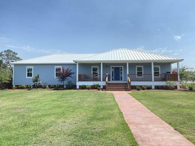 298 Sago Dr, EASTPOINT, FL 32328 (MLS #307712) :: Berkshire Hathaway HomeServices Beach Properties of Florida