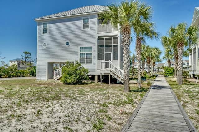 116 Lakeshore Dr, CAPE SAN BLAS, FL 32456 (MLS #307739) :: The Naumann Group Real Estate, Coastal Office