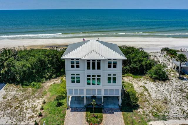 665 Secluded Dunes Dr, CAPE SAN BLAS, FL 32456 (MLS #307745) :: The Naumann Group Real Estate, Coastal Office