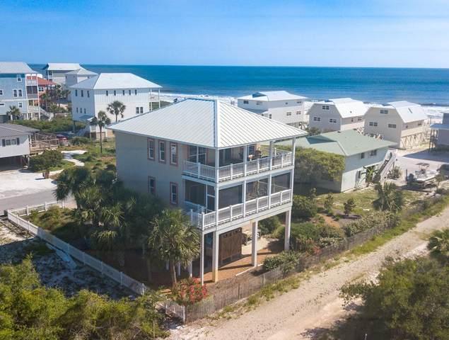 151 Reef Dr, PORT ST. JOE, FL 32456 (MLS #307887) :: The Naumann Group Real Estate, Coastal Office