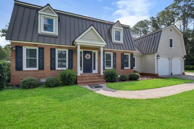 1493 Bluff Rd, APALACHICOLA, FL 32320 (MLS #308018) :: The Naumann Group Real Estate, Coastal Office
