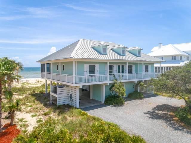 2124 Palmetto Way, ST. GEORGE ISLAND, FL 32328 (MLS #308352) :: Anchor Realty Florida