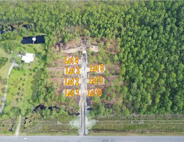 0 Lot 3 Cr 30-A, PORT ST. JOE, FL 32456 (MLS #308593) :: Berkshire Hathaway HomeServices Beach Properties of Florida