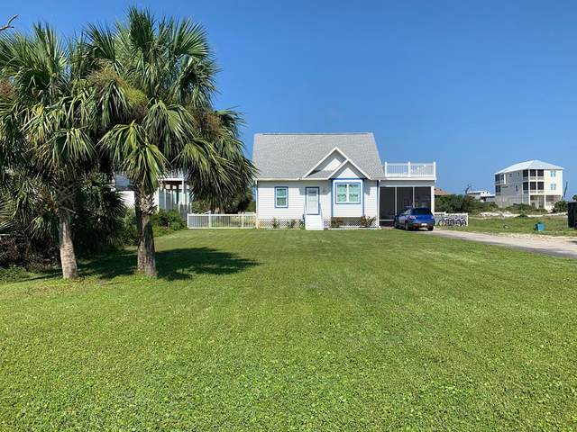 7525 Cape San Blas Rd, CAPE SAN BLAS, FL 32456 (MLS #308601) :: Berkshire Hathaway HomeServices Beach Properties of Florida