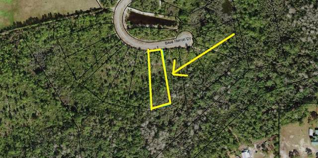 335 Blue Heron Dr, EASTPOINT, FL 32328 (MLS #308643) :: Berkshire Hathaway HomeServices Beach Properties of Florida