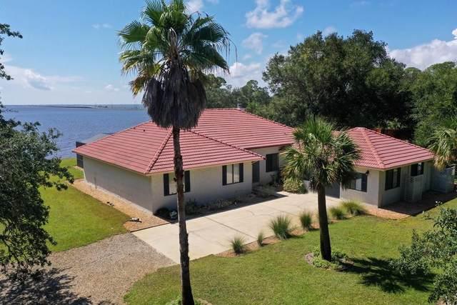 35 S Bay Shore Dr, EASTPOINT, FL 32328 (MLS #308968) :: Anchor Realty Florida