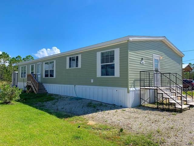 261 Shady Grove Ln, PORT ST. JOE, FL 32456 (MLS #309046) :: Anchor Realty Florida
