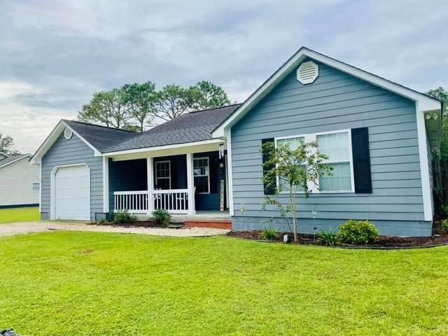 657 Longwood Ct, EASTPOINT, FL 32328 (MLS #309132) :: Anchor Realty Florida