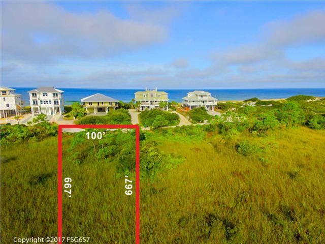 4 Secluded Dunes Dr Lot 4 & 6, CAPE SAN BLAS, FL 32456 (MLS #257556) :: Coast Properties