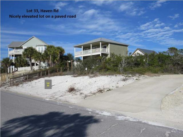 33 Haven Rd, CAPE SAN BLAS, FL 32456 (MLS #258771) :: Coast Properties