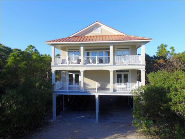 2120 Dolphin Dr, ST. GEORGE ISLAND, FL 32328 (MLS #260781) :: Berkshire Hathaway HomeServices Beach Properties of Florida