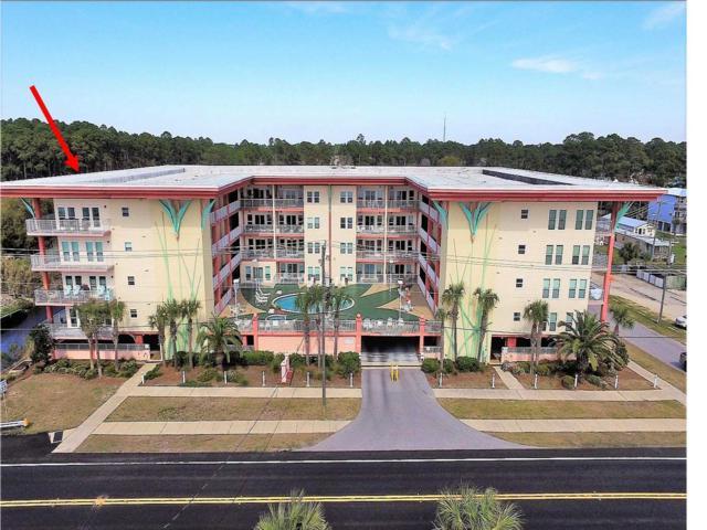 800 Hwy 98 #401, MEXICO BEACH, FL 32410 (MLS #261365) :: Coast Properties
