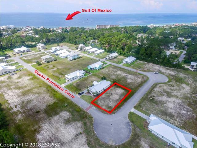 130 Ocean Plantation Cir, MEXICO BEACH, FL 32410 (MLS #262227) :: CENTURY 21 Coast Properties