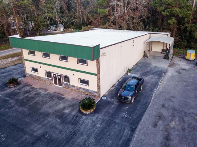 48 Island Dr, EASTPOINT, FL 32328 (MLS #300305) :: Coastal Realty Group