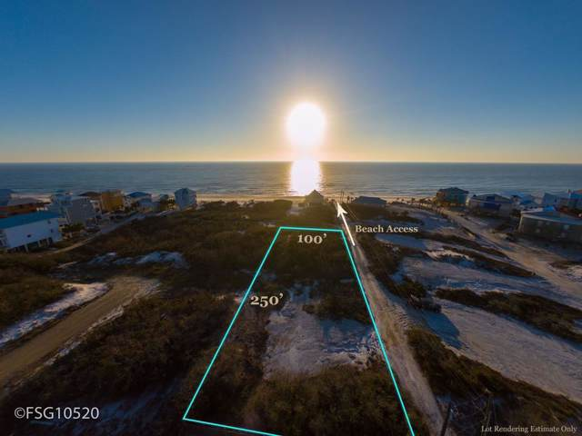 Lot 8C Antilles Dr, PORT ST. JOE, FL 32456 (MLS #300807) :: Berkshire Hathaway HomeServices Beach Properties of Florida