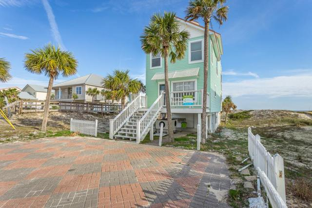 260 E Gorrie Dr, ST. GEORGE ISLAND, FL 32328 (MLS #300978) :: CENTURY 21 Coast Properties
