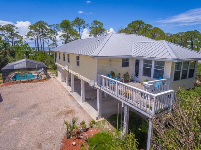 1655 E Gulf Beach Dr, ST. GEORGE ISLAND, FL 32328 (MLS #302200) :: Berkshire Hathaway HomeServices Beach Properties of Florida