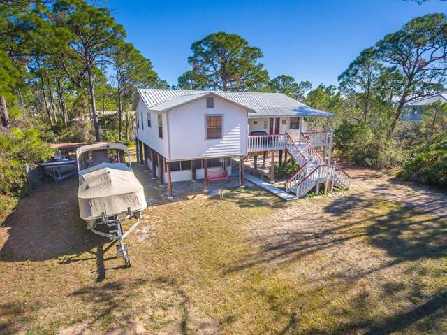 309 Howell St, ST. GEORGE ISLAND, FL 32328 (MLS #303434) :: Berkshire Hathaway HomeServices Beach Properties of Florida