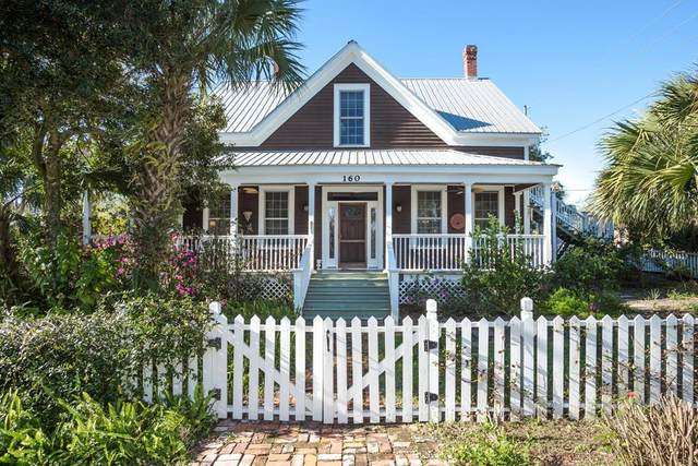 160 5TH ST, APALACHICOLA, FL 32320 (MLS #303953) :: Coastal Realty Group