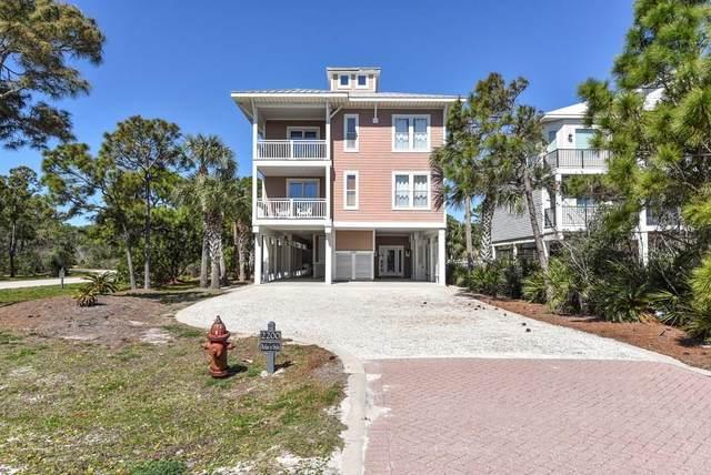 2200 Sailfish Dr, ST. GEORGE ISLAND, FL 32328 (MLS #304241) :: Berkshire Hathaway HomeServices Beach Properties of Florida