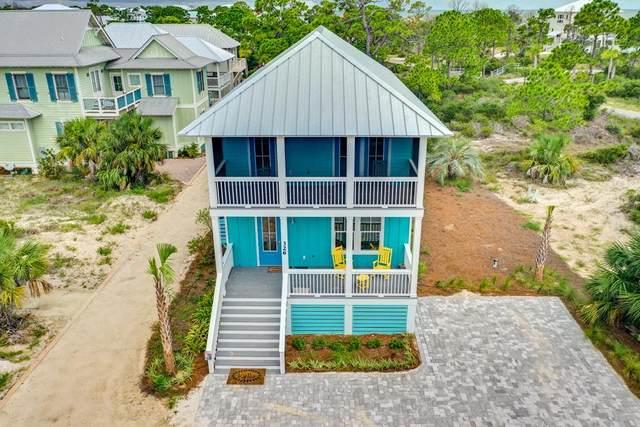 326 Cord Grass Way, CAPE SAN BLAS, FL 32456 (MLS #304537) :: The Naumann Group Real Estate, Coastal Office
