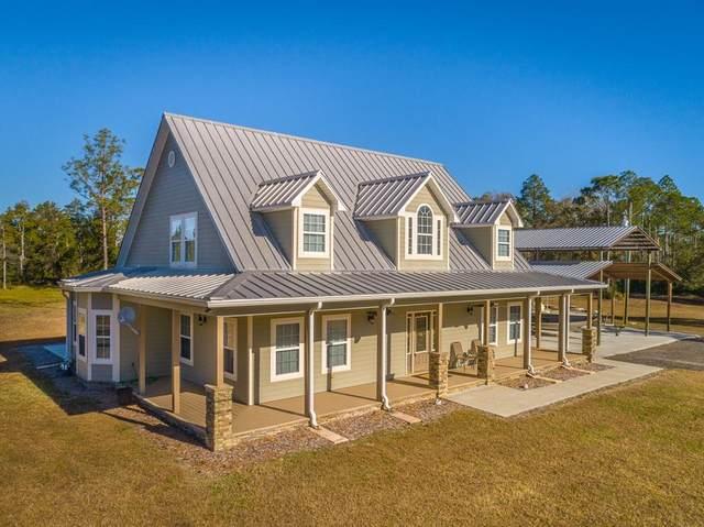 270 Beaver Rd, CARRABELLE, FL 32323 (MLS #305400) :: The Naumann Group Real Estate, Coastal Office