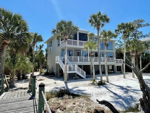 2235 Coquina Dr, ST. GEORGE ISLAND, FL 32328 (MLS #306857) :: The Naumann Group Real Estate, Coastal Office