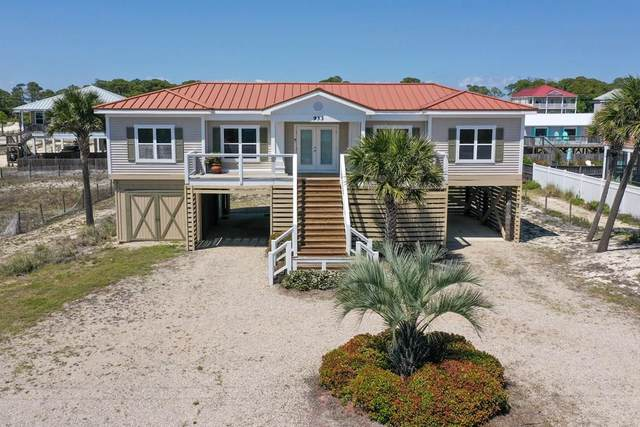 933 E Gorrie Dr, ST. GEORGE ISLAND, FL 32328 (MLS #307473) :: The Naumann Group Real Estate, Coastal Office
