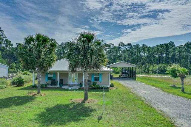 146 Palm Breeze Way #146, PORT ST. JOE, FL 32456 (MLS #307552) :: The Naumann Group Real Estate, Coastal Office