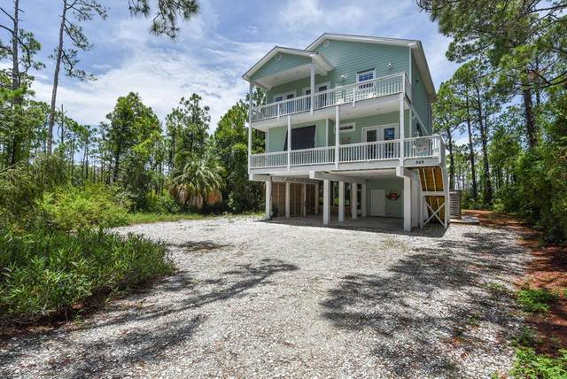 949 E Pine Ave, ST. GEORGE ISLAND, FL 32328 (MLS #308358) :: Anchor Realty Florida