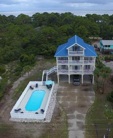849 W Gulf Beach Dr, ST. GEORGE ISLAND, FL 32328 (MLS #308375) :: Anchor Realty Florida